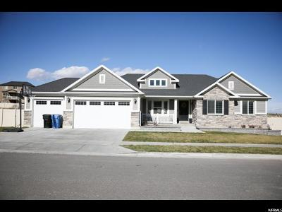 Herriman Single Family Home For Sale: Please See Notes For Address