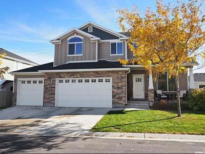 South Jordan Single Family Home For Sale: 10957 Kelso Dune Dr