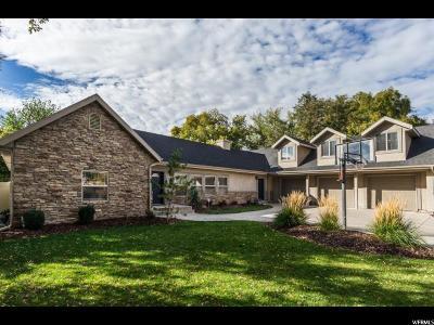 Murray Single Family Home For Sale: 756 E 5680 S