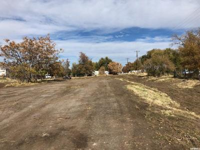 Tooele County Residential Lots & Land For Sale: 70 W 600 N