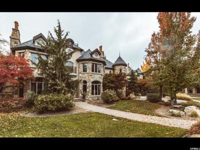 Holladay Single Family Home For Sale: 6120 S Verness Cv E