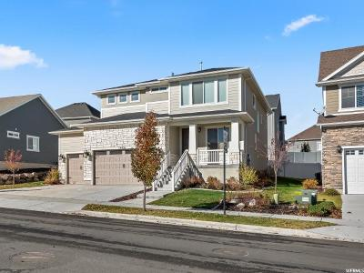 Herriman Single Family Home For Sale: 14476 S River Chase