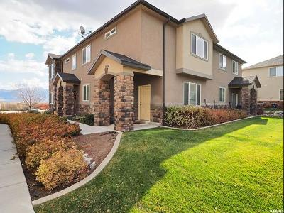 West Jordan Townhouse For Sale: 7094 S Thorndale Way