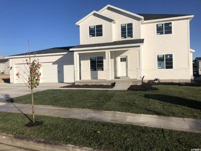 Herriman Single Family Home For Sale: 7504 W Sage Grass Ln S
