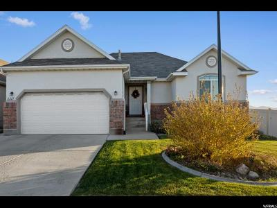 Lehi Single Family Home For Sale: 2317 W 2150 N