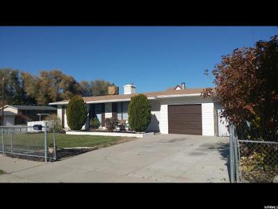 Murray Single Family Home For Sale: 660 W 5735 S