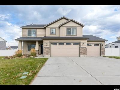 Nibley Single Family Home For Sale: 2544 S 1100 W