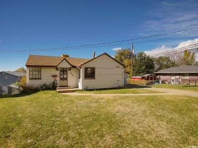 Weber County Single Family Home For Sale: 2077 Fillmore Ave
