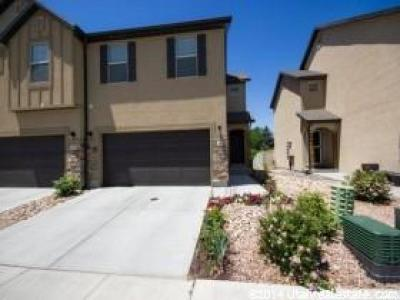 Townhouse For Sale: 168 S 1800 E