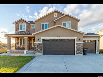 Spanish Fork Single Family Home For Sale: 2233 E Village Dr