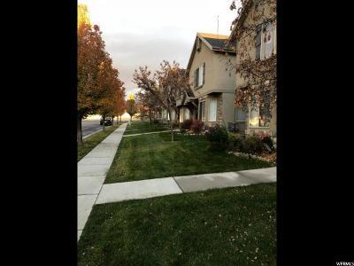 Single Family Home For Sale: 1228 E 800 N