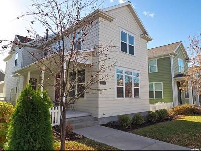 South Jordan Single Family Home For Sale: 5023 W Currant Dr S