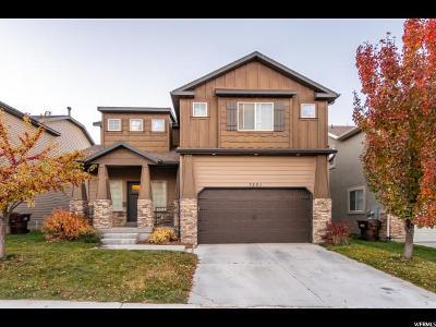 Eagle Mountain Single Family Home For Sale: 7521 N Addison Ave
