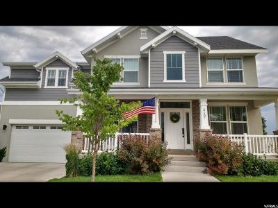 Mapleton Single Family Home For Sale: 2107 W Yarrow Dr