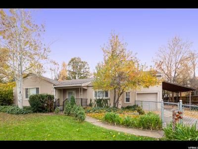 Holladay Single Family Home For Sale: 1220 E College St S