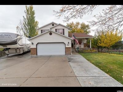 Tooele Single Family Home For Sale: 1082 S Southland Dr