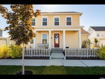 South Jordan Single Family Home For Sale: 5253 W Nokasippi Ln W