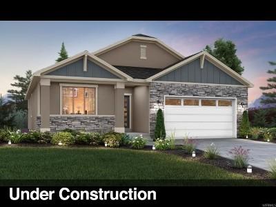 Herriman Single Family Home For Sale: 5318 W Croyden Ln S #561