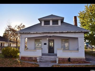 Price UT Single Family Home For Sale: $125,000
