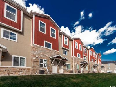 Herriman Townhouse For Sale: 4227 W Mineral Basin Ct
