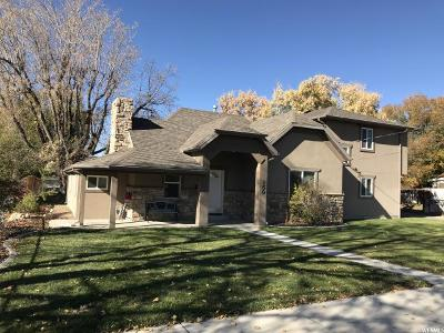 American Fork Single Family Home For Sale: 159 N 100 W