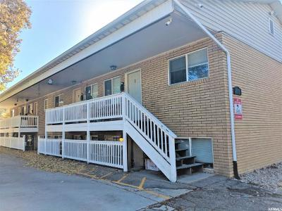 Salt Lake City Multi Family Home For Sale: 218 E Edith Ave