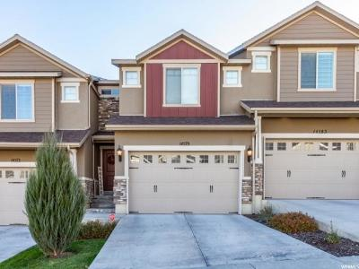 Herriman Townhouse For Sale: 14579 S Edgemere Dr
