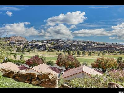 St. George Single Family Home For Sale: 2297 S Hillrise Cir #8