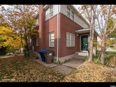 Salt Lake City Multi Family Home For Sale: 1638 S 1300 E