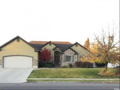 American Fork Single Family Home For Sale: 624 W 700 N