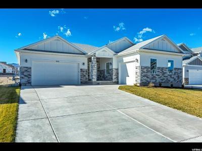 West Jordan Single Family Home For Sale: 8138 S 6520 W