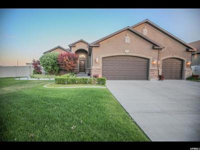 West Jordan Single Family Home For Sale: 6263 W Copper Cloud Ln