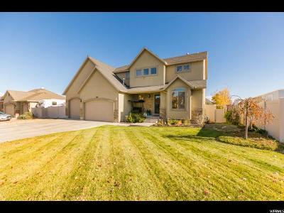 West Jordan Single Family Home For Sale: 7601 S Bridle Creek Dr