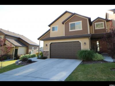 Provo Townhouse For Sale: 970 S Aspen Way E