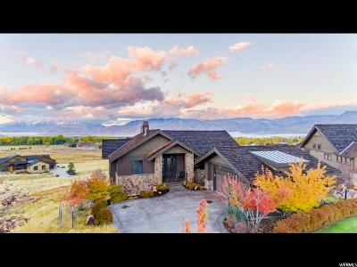 Wasatch County Single Family Home For Sale: 1704 E Kings Peak Cir (Lot Cp-13) #CP-13
