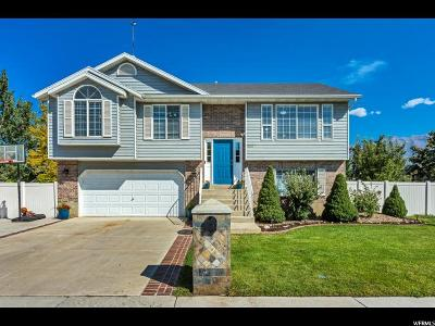 Orem Single Family Home For Sale: 1504 W 690 S