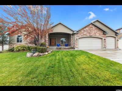 Herriman Single Family Home For Sale: 14381 S Sheeprock Dr
