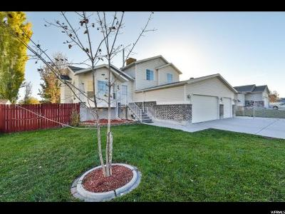 Salt Lake City Single Family Home For Sale: 1799 W Dale Ridge Ave N