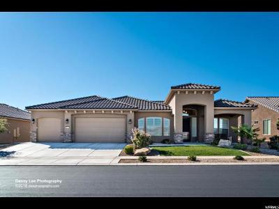 Single Family Home For Sale: 1467 W Garnet Ridge