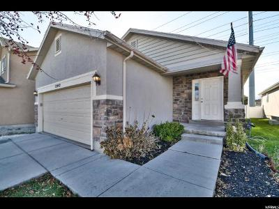 Herriman Single Family Home For Sale: 12442 S Mossberg W