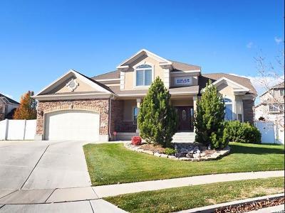 West Jordan Single Family Home For Sale: 8152 S Jordanelle W