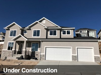 Lehi Single Family Home For Sale: 4003 N 850 Cul W #171