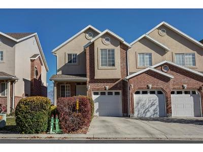 South Jordan Single Family Home For Sale: 10527 S Sage Creek Rd #45