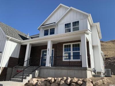 Herriman Single Family Home For Sale: 6611 W Skybird Cir S #508