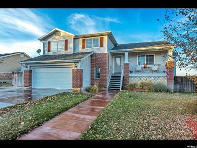 West Jordan Single Family Home For Sale: 4714 W Travis Ln