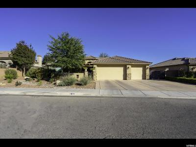 St. George Single Family Home For Sale: 2639 S 2350 E