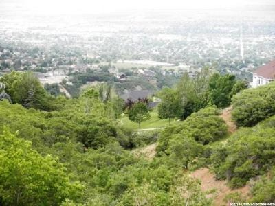 Davis County Residential Lots & Land For Sale: 1868 E Stone Hollow Dr