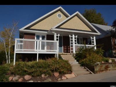 Salt Lake City Multi Family Home For Sale: 1203 E Fenway Ave