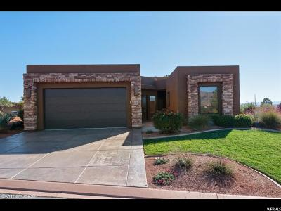 St. George Single Family Home For Sale: 2090 N Tuweap Drive