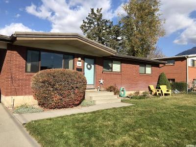 Orem Single Family Home For Sale: 489 E 100 S